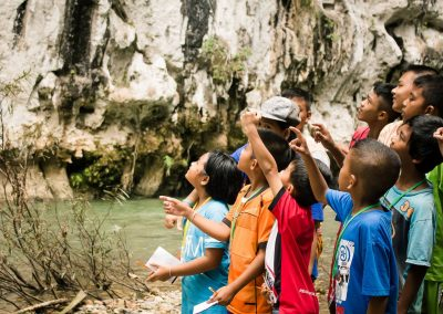 Thai Kids Nature Education Camps in Khao Sok